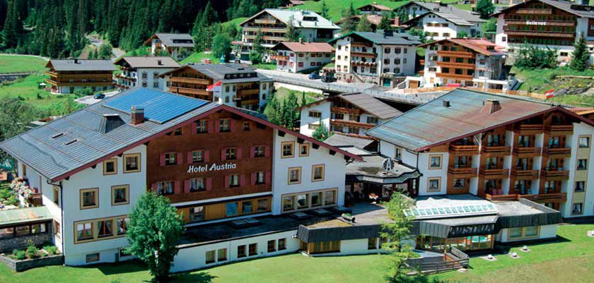 Hotel Austria, Lech, Austria - Exteriors.jpg